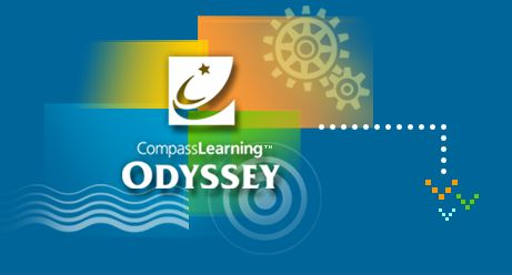 CompassLearning ODYSSEY logo